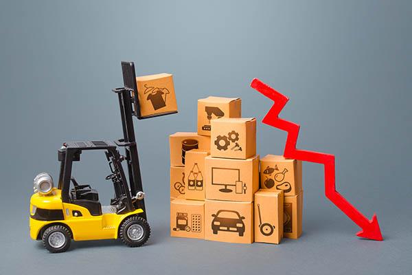 Con drop shipping no tienes que tener un inventario ni un lugar de almacenaje