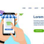 Diseño de páginas web para tiendas online